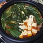 【男の料理】寒い季節におすすめ、麻婆豆腐鍋。
